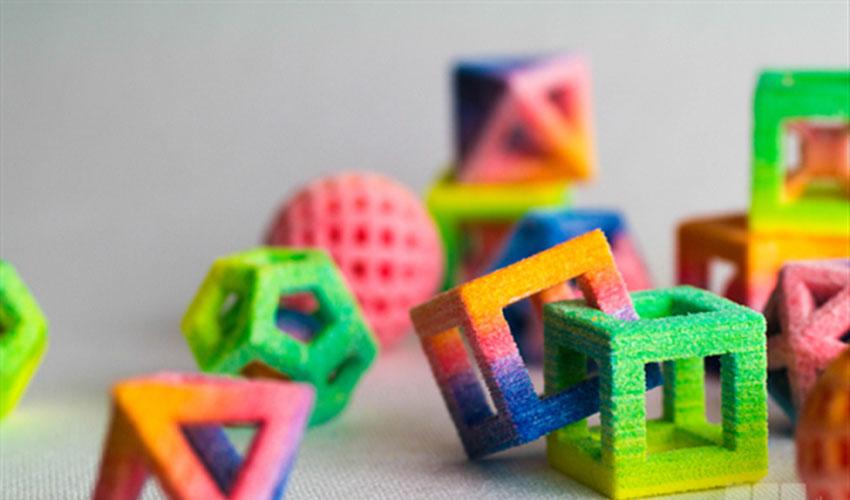 Druk 3D słodyczy