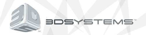 3D Systems - historia druku 3d
