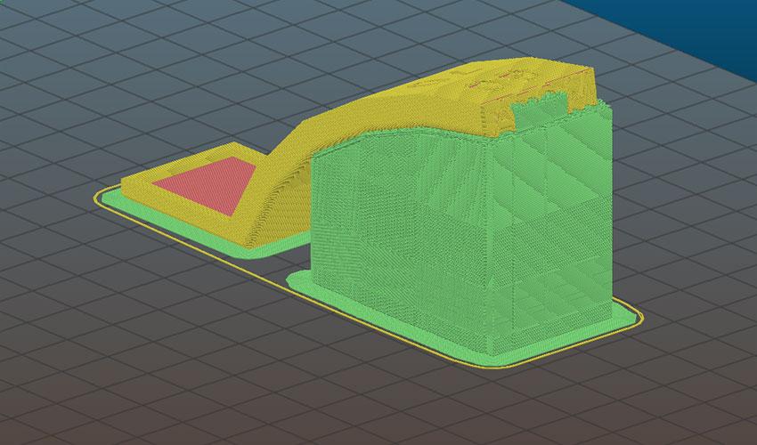 Druk 3D Support